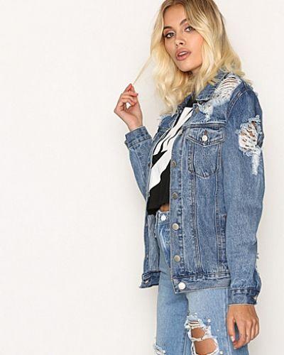 Till dam från Glamorous, en blå jeansjacka.