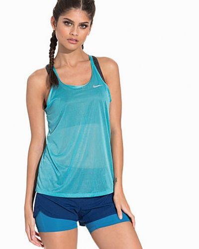 Till dam från Nike, en blå träningslinnen.