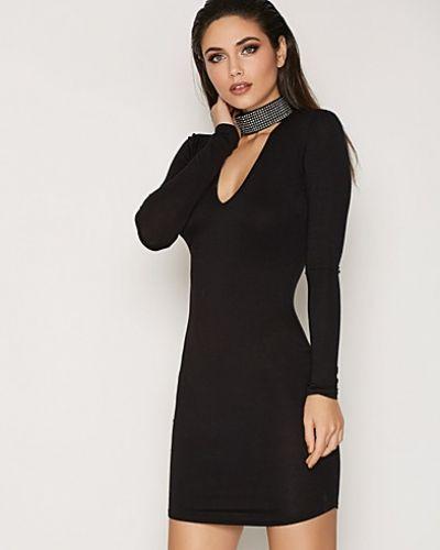 Diamond Choker Dress NLY Trend festklänning till dam.