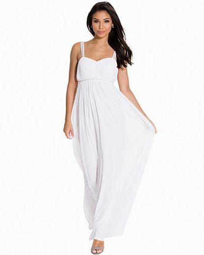 Till tjejer från Nly Eve, en vit studentklänning.