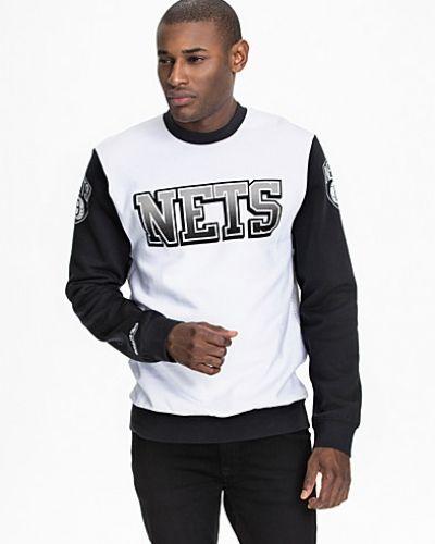 Dime WHT Mitchell & Ness sweatshirts till killar.