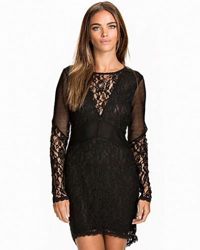 NLY Trend Don't Mesh With Me Dress