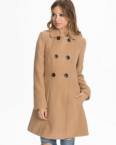 Miss Selfridge Double Breasted Skirted Coat