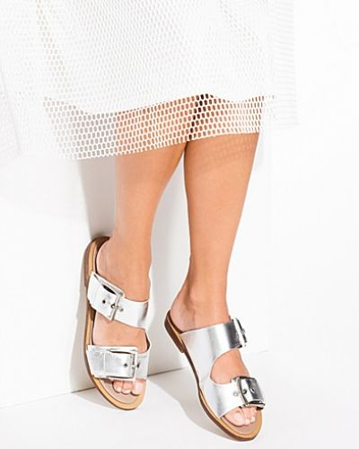 Sandal Double Buckle Sandals från Topshop