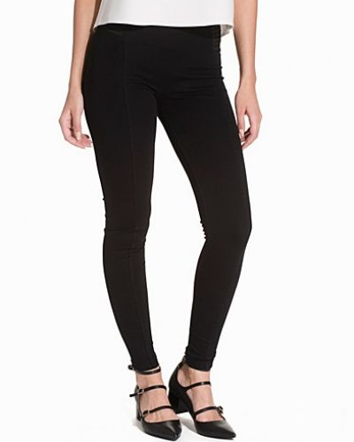 Topshop Double Elastic Stripe Leggings