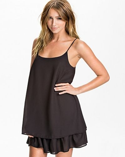 NLY Trend Double Frill Dress