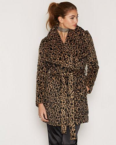 Kappa Drape Front Wrap Coat från MICHAEL Michael Kors