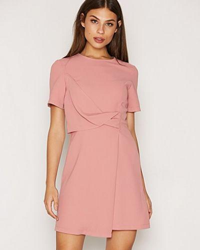Topshop Drape Shift Dress