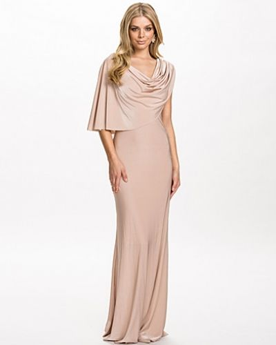 Nly Eve Draped Maxi Dress
