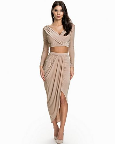 NLY One Draped Ruched Skirt