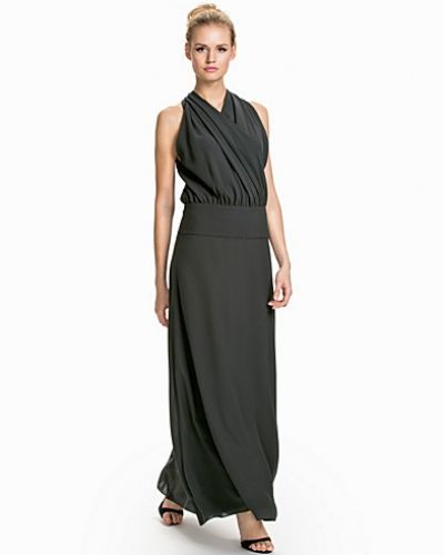 Filippa K Drapey Crepe Halter Dress