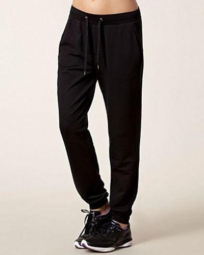 Drapey Sweat Pants - Filippa K Soft Sport - Träningsbyxor med långa ben