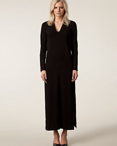Filippa K Drapey Tunic Slit Dress