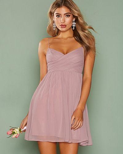 NLY Trend Dreamy Wrap Short Dress