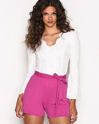 NLY Trend Dressed Tie Shorts