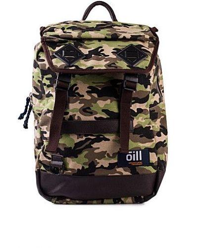 Drew Backpack Camouflage - Oill - Ryggsäckar