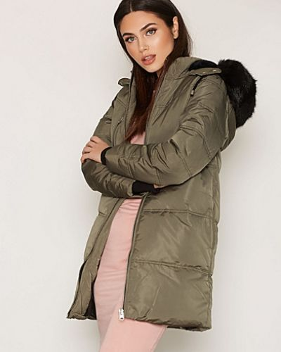 Topshop Dwn Pufer Jacket