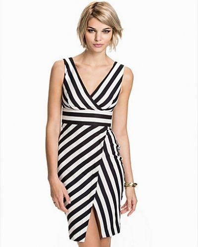 New Look EC Stripe Wrap Dress