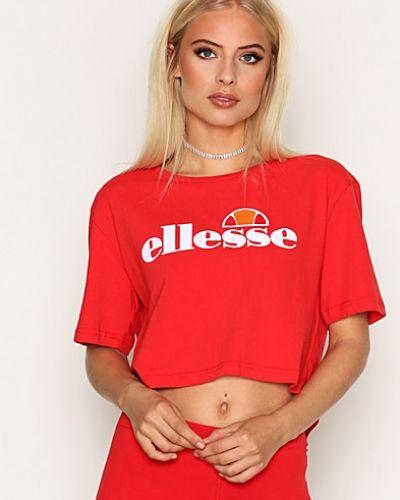 Till dam från Ellesse, en röd t-shirts.