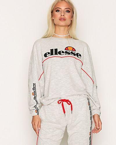 Grå sweatshirts från Ellesse till dam.