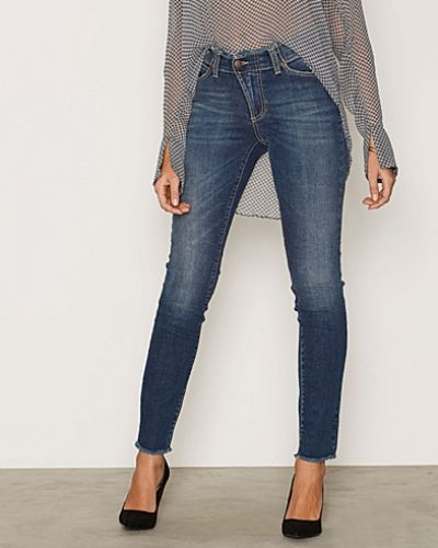 Hunkydory slim fit jeans till dam.