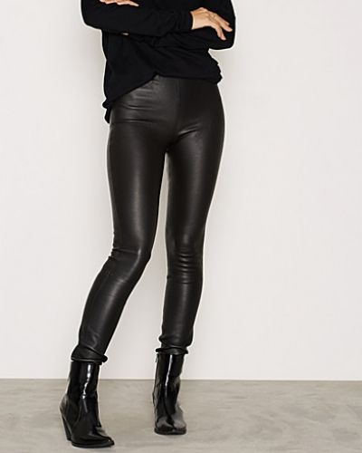 Elenasoo Leather Pants By Malene Birger läderbyxa till dam.