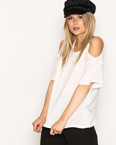Till dam från Hunkydory, en vit oversize-tröja.