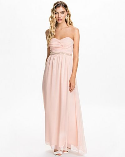 Elise Ryan Embellished Maxi Dress