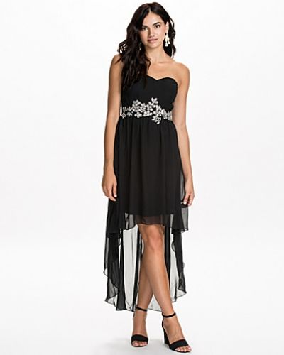 Ax Paris Embellished Waist Drop Dress