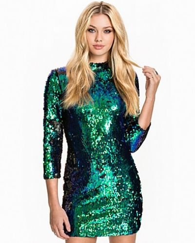 NLY Trend Emerald Dress