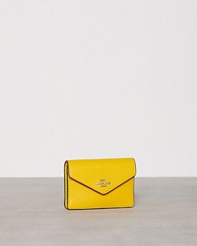 Envelope Card Case Coach korthållare till dam.