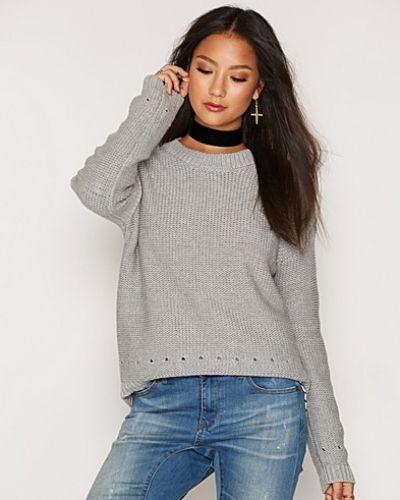 One Teaspoon Essential Cotton Crew Sweater
