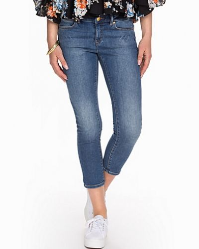 EU Cropped Skinny Jeans MICHAEL Michael Kors slim fit jeans till dam.
