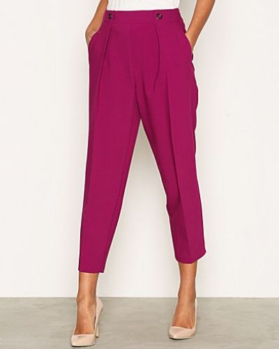 Topshop Eyelet Front Peg Trousers