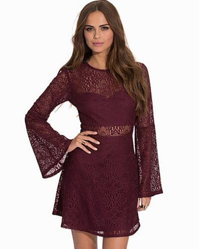NLY Trend Fall In Lace Dress