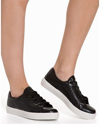 Topshop Faux Lizard Trainers