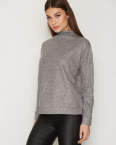 New Look Fine Knit Funnel Neck Sweater