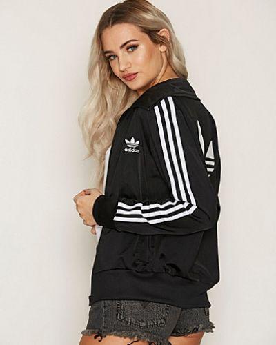 Svart sweatshirts från Adidas Originals till dam.