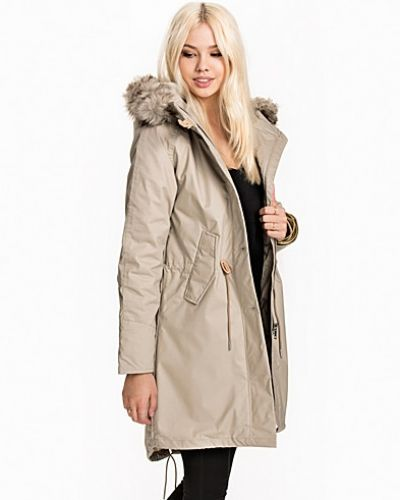 Fishtail Parka Jacket