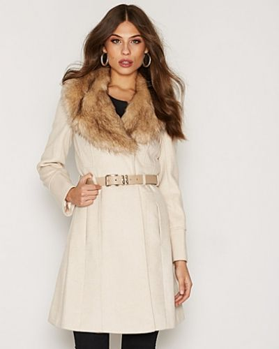 Miss Selfridge Fit And Flare Coat