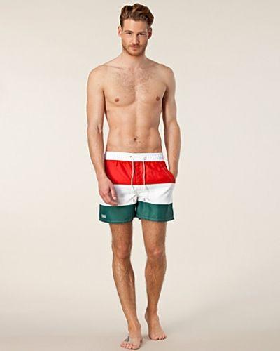 Flags Swim Shorts - OAS - Badshorts