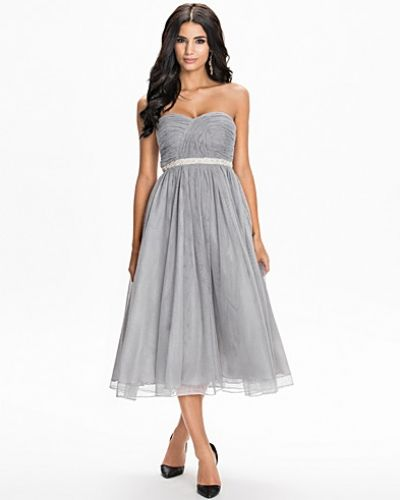 Nly Eve Flaired Tulle Dress