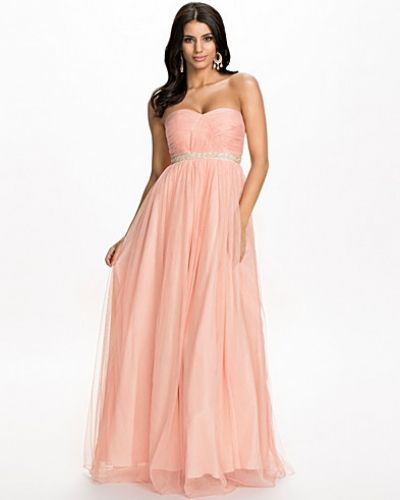 Flaired Tulle Maxi Dress Nly Eve maxiklänning till dam.