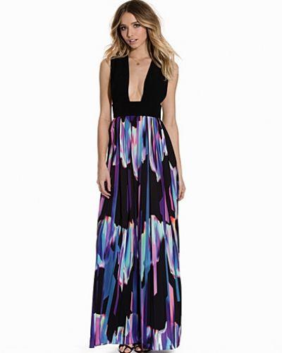 Aq Aq Flame Maxi Dress