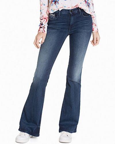 Blå bootcut jeans från Calvin Klein Jeans till tjejer.