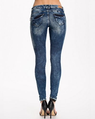 Vero Moda Flashy Slim Zip Jean
