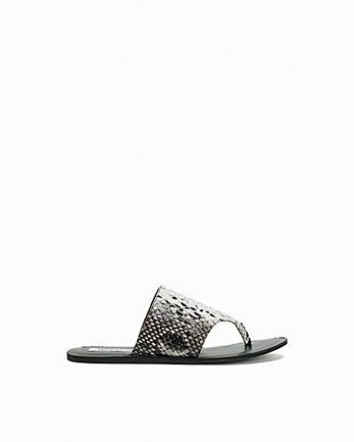 Sandal Flat Sandal från Nly Shoes