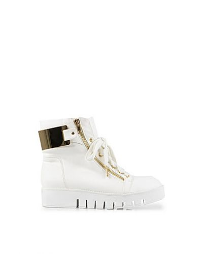 Nly Shoes Flatform Metal Boot