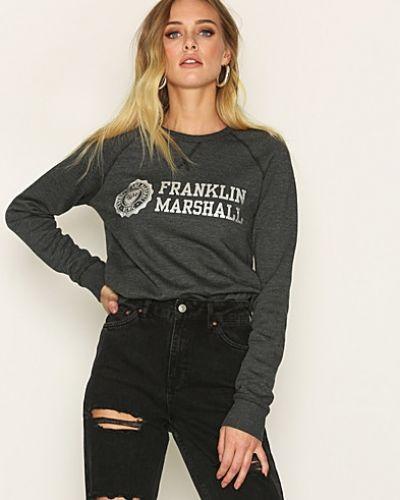 Sweatshirts från Franklin & Marshall till dam.