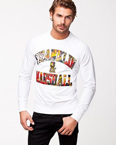 Sweatshirts FLMVA111 från Franklin & Marshall